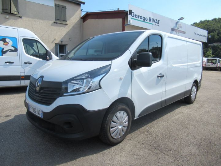 Fourgon Renault Trafic Fourgon tolé L2H1 DCI 120  - 1
