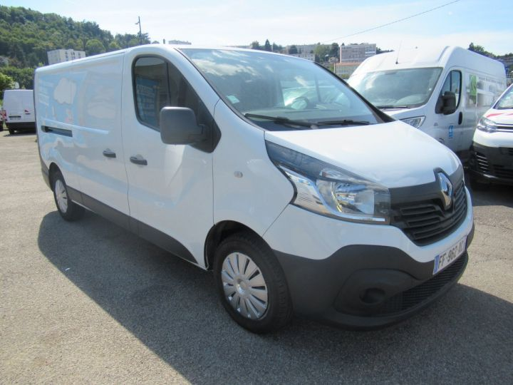 Fourgon Renault Trafic Fourgon tolé L2H1 DCI 120  - 2