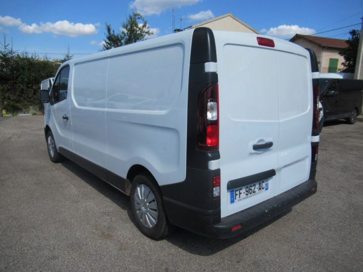 Fourgon Renault Trafic Fourgon tolé L2H1 DCI 120  - 4