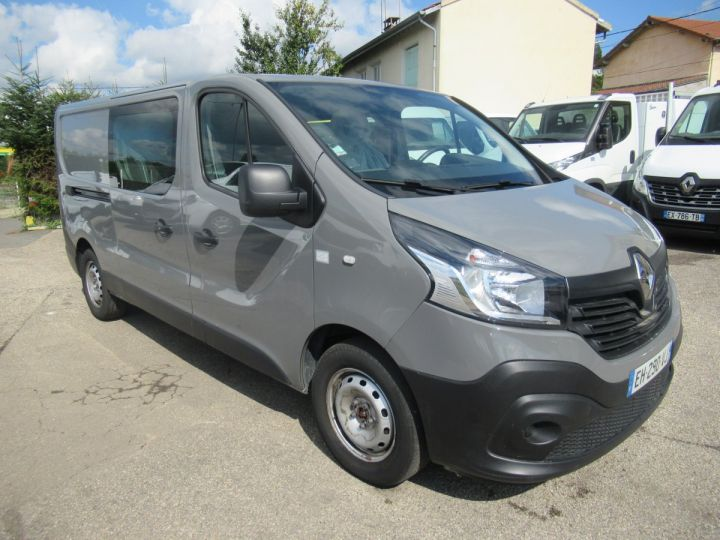 Fourgon Renault Trafic Fourgon tolé L2H1 DCI 145 DOUBLE CABINE  - 1
