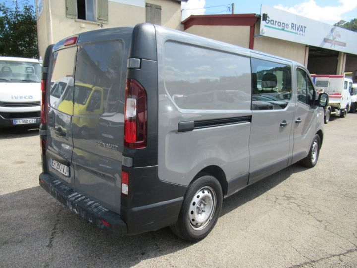 Fourgon Renault Trafic Fourgon tolé L2H1 DCI 145 DOUBLE CABINE  - 3