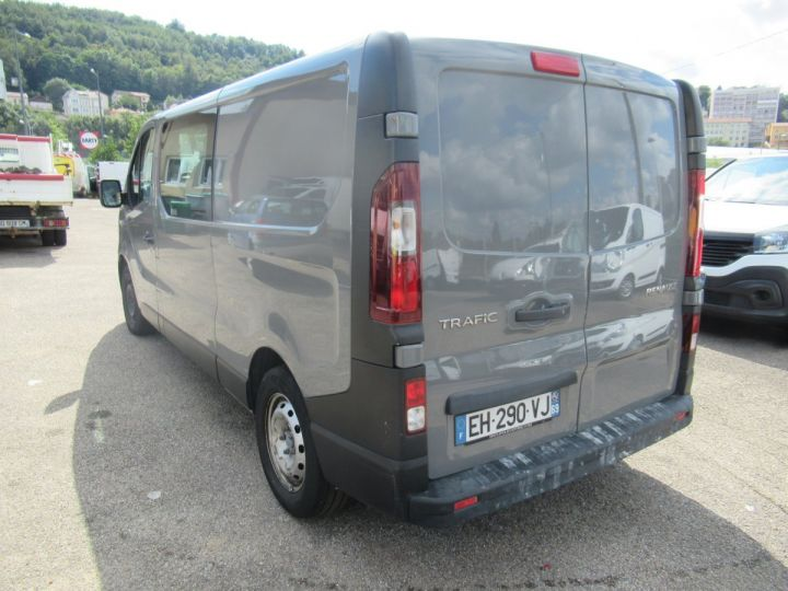Fourgon Renault Trafic Fourgon tolé L2H1 DCI 145 DOUBLE CABINE  - 4