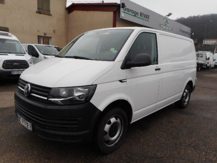 Fourgon Volkswagen Transporter Fourgon tolé L1H1 180CV  Occasion - 1