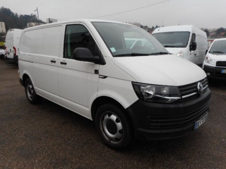 Fourgon Volkswagen Transporter Fourgon tolé L1H1 180CV  Occasion - 2