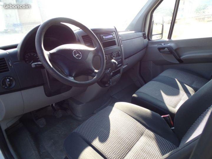 Fourgon Mercedes Sprinter Blanc - 4