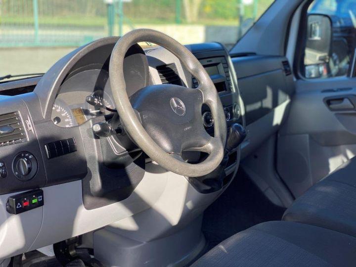 Fourgon Mercedes Sprinter 316 CDI 43 S FOURGON 7 PLACES CROCHET BLANC - 13