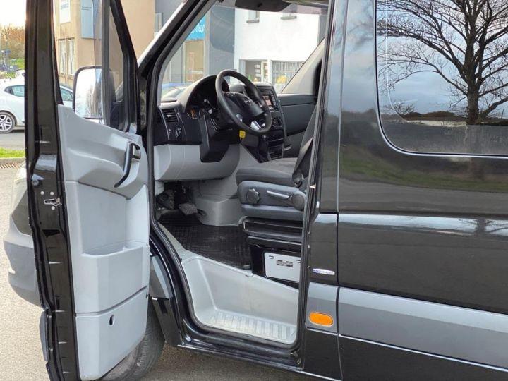 Fourgon Mercedes Sprinter 519 43 S FOURGON CABINE APPROFONDIE 5 PLACES CROCHET BOITE AUTOMATIQUE NOIR - 6