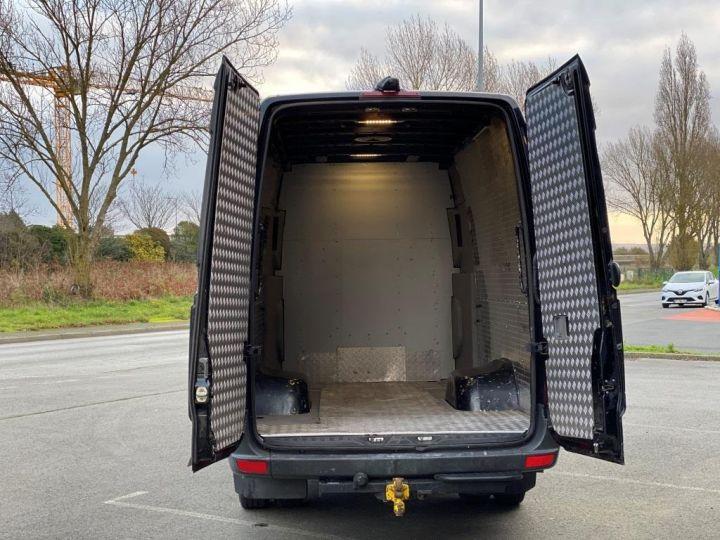 Fourgon Mercedes Sprinter 519 43 S FOURGON CABINE APPROFONDIE 5 PLACES CROCHET BOITE AUTOMATIQUE NOIR - 13