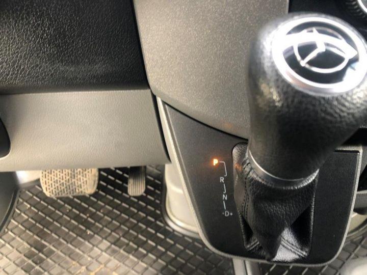 Fourgon Mercedes Sprinter 519 43 S FOURGON CABINE APPROFONDIE 5 PLACES CROCHET BOITE AUTOMATIQUE NOIR - 15