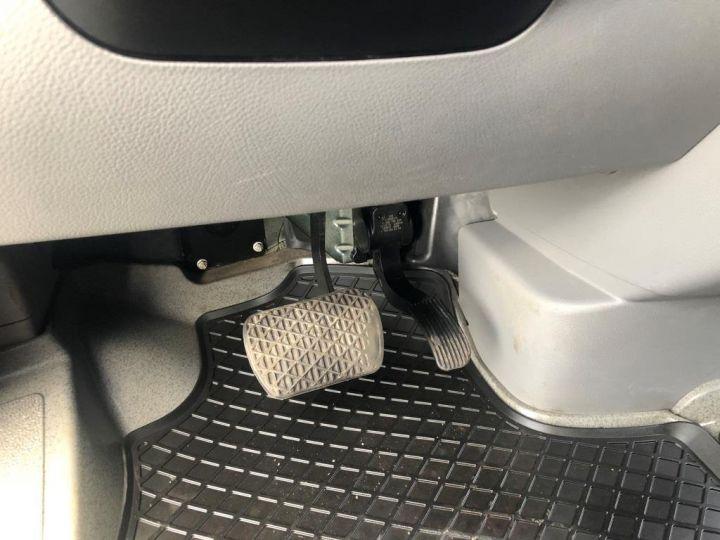 Fourgon Mercedes Sprinter 519 43 S FOURGON CABINE APPROFONDIE 5 PLACES CROCHET BOITE AUTOMATIQUE NOIR - 16