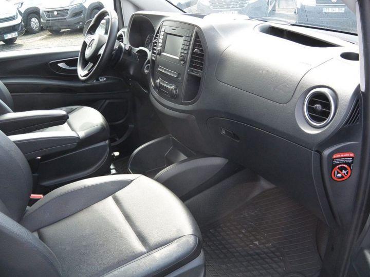 Fourgon Mercedes Vito 116 CDI 7G-TRONIC MIXTO LONG SELECT + OPTIONS GRIS METAL - 2