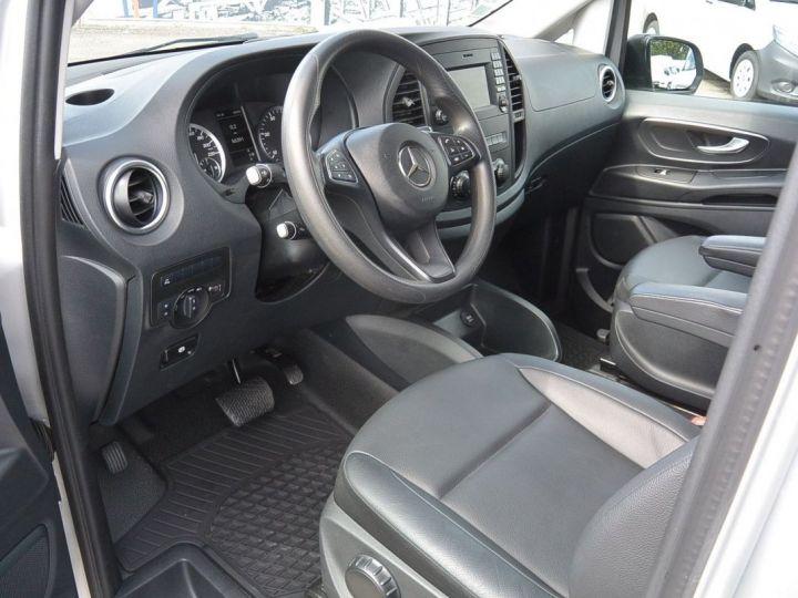 Fourgon Mercedes Vito 116 CDI 7G-TRONIC MIXTO LONG SELECT + OPTIONS GRIS METAL - 3