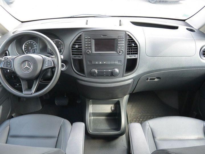Fourgon Mercedes Vito 116 CDI 7G-TRONIC MIXTO LONG SELECT + OPTIONS GRIS METAL - 7