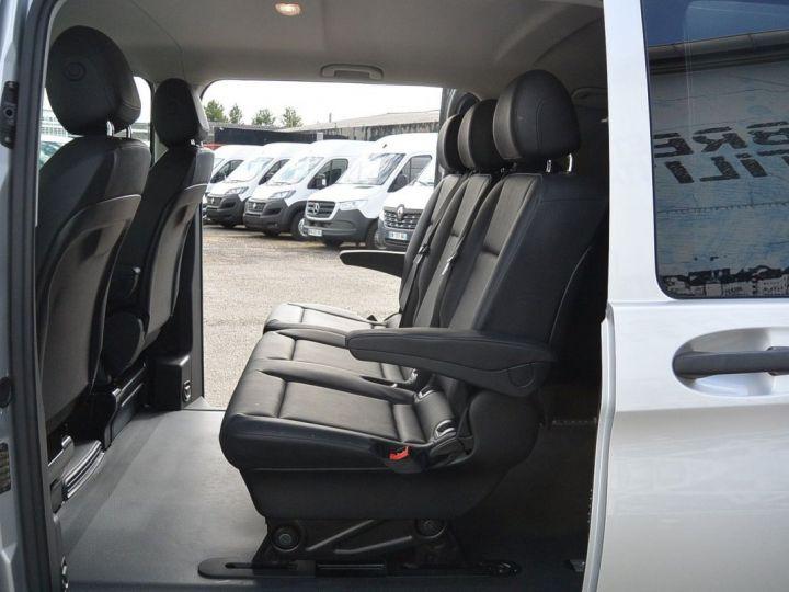 Fourgon Mercedes Vito 116 CDI 7G-TRONIC MIXTO LONG SELECT + OPTIONS GRIS METAL - 8