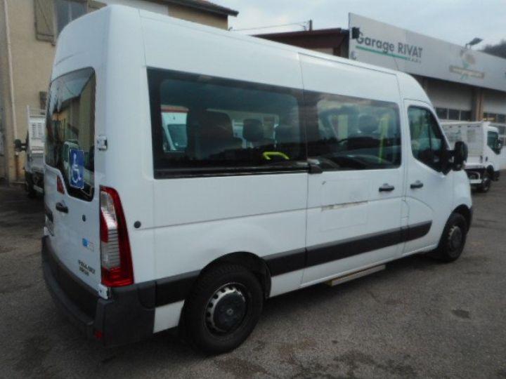 Fourgon Renault Master Minibus L2H2 DCI 110 MINIBUS TPMR  - 4