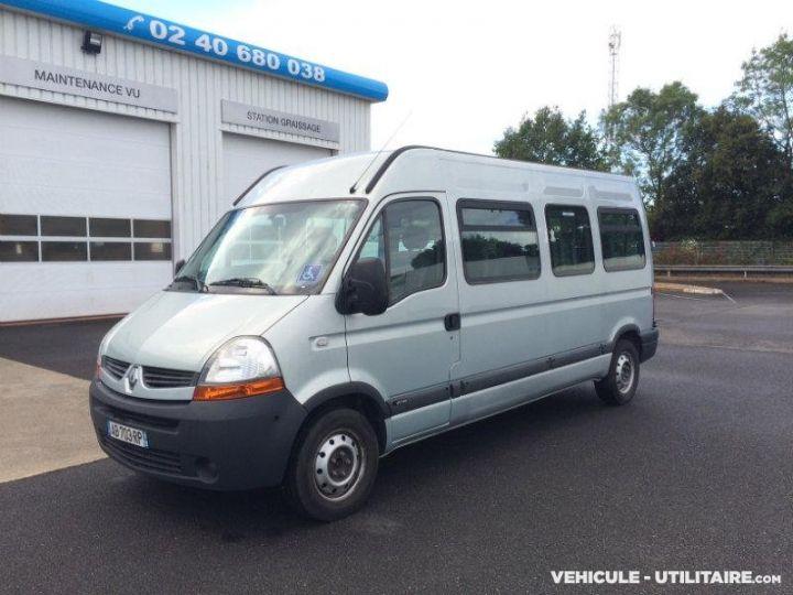 Fourgon Renault Master Minibus L3H2  - 1