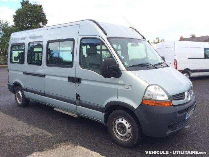 Fourgon Renault Master Minibus L3H2  - 2