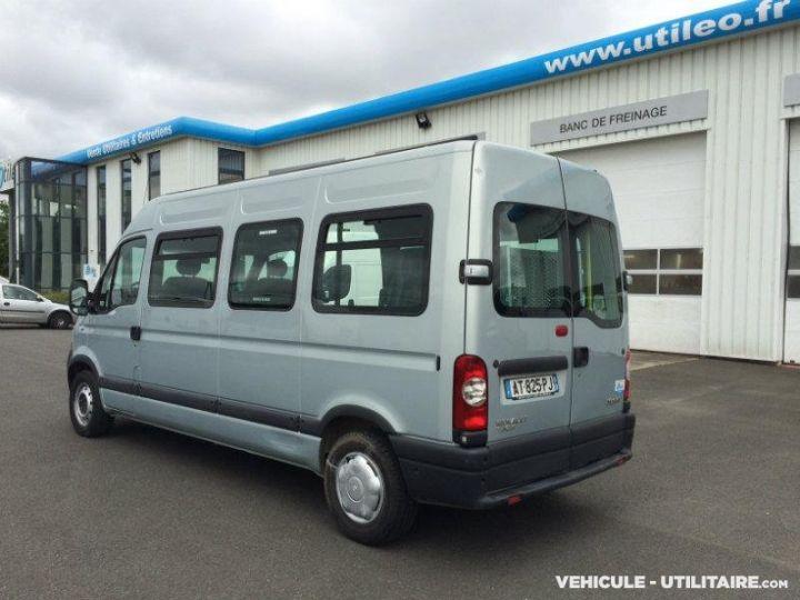 Fourgon Renault Master Minibus L3H2  - 3
