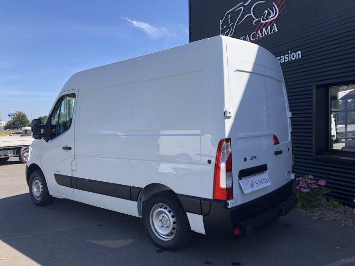 Fourgon Opel Movano BLANC - 5