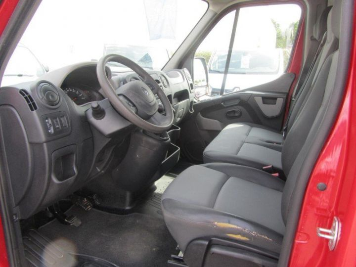 Fourgon Renault Master F3500 L1H1 dCi 125 Grand Confort ROUGE - 3