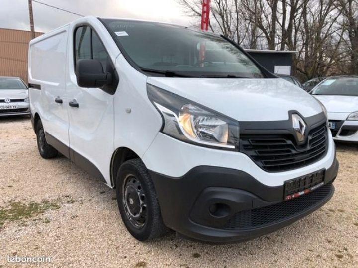 Fourgon Renault Trafic CONFORT  BLANC  - 1