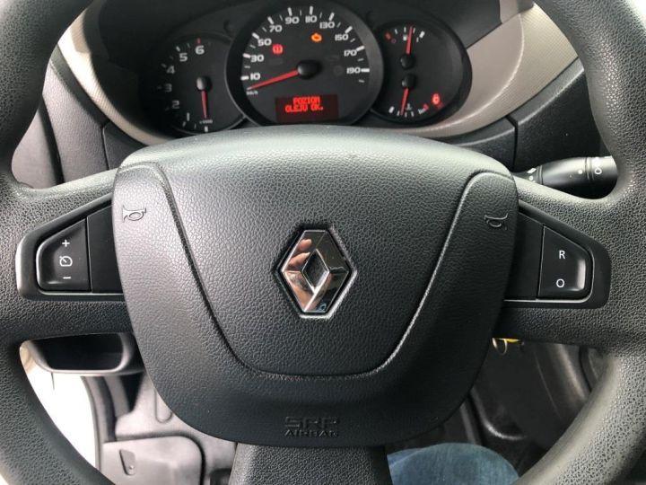 Fourgon Renault Master Savoyarde 165 CV PLATEAU RIDEAU COULISSANT GRIS - 12
