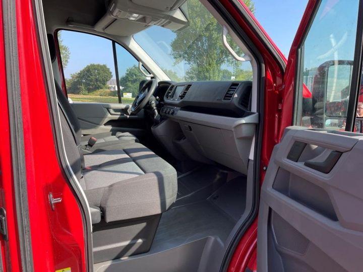 Fourgon Volkswagen Crafter 2.0l 177 CV L3H3 11m3 CROCHET D'ATTELAGE  ROUGE - 7