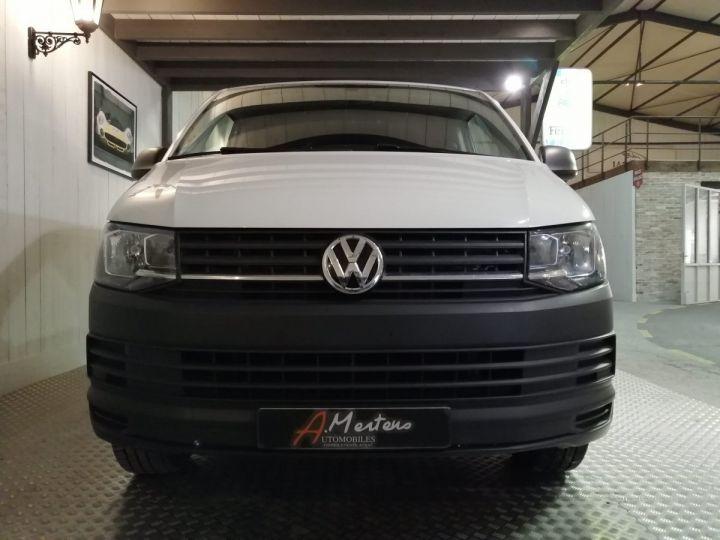 Fourgon Volkswagen Transporter T6 2.0 TDI 140 CV Blanc - 3