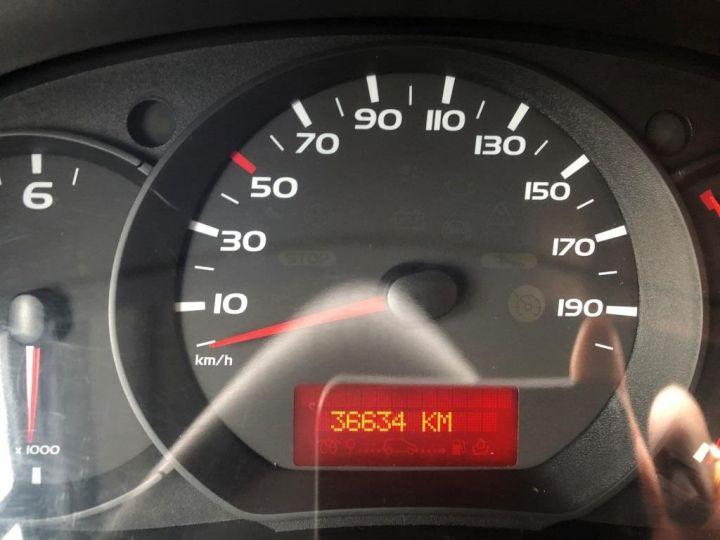Furgón Renault Master Caja abierta 7 PLACES HAYON DOUBLE CABINE BLANC - 10