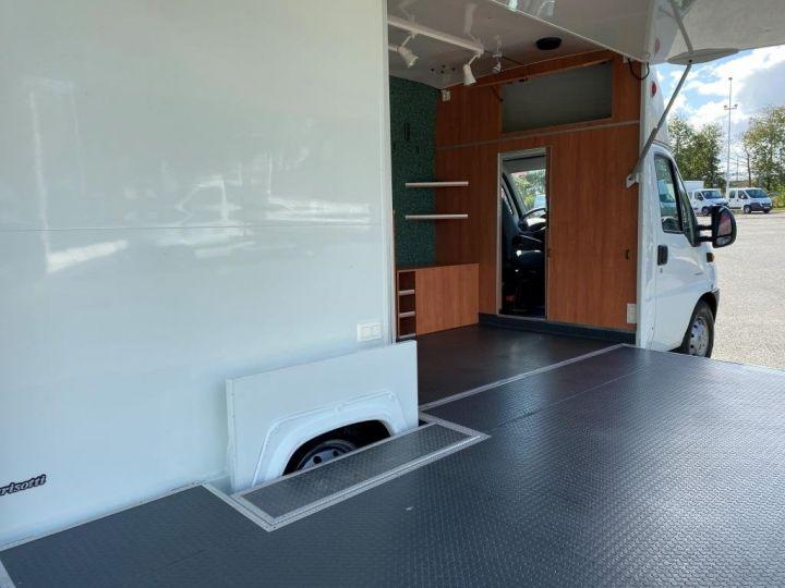 Furgón Citroen Jumper Caja cerrada 130CV CAR PODIUM BLANC - 5