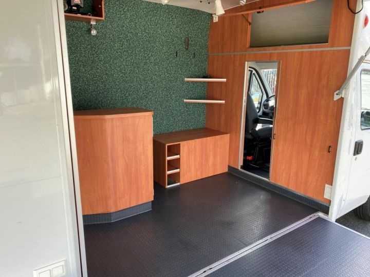 Furgón Citroen Jumper Caja cerrada 130CV CAR PODIUM BLANC - 7