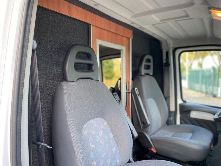 Furgón Citroen Jumper Caja cerrada 130CV CAR PODIUM BLANC - 14