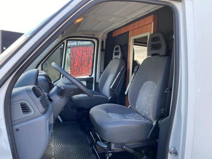 Furgón Citroen Jumper Caja cerrada 130CV CAR PODIUM BLANC - 15