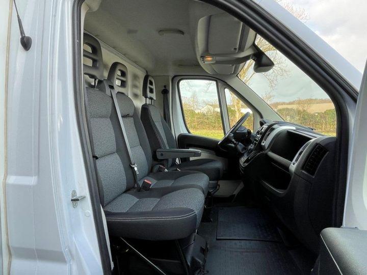Furgón Fiat Ducato Caja cerrada 150 CV FOURGON 30m3 PLANCHER CABINE BLANC - 6