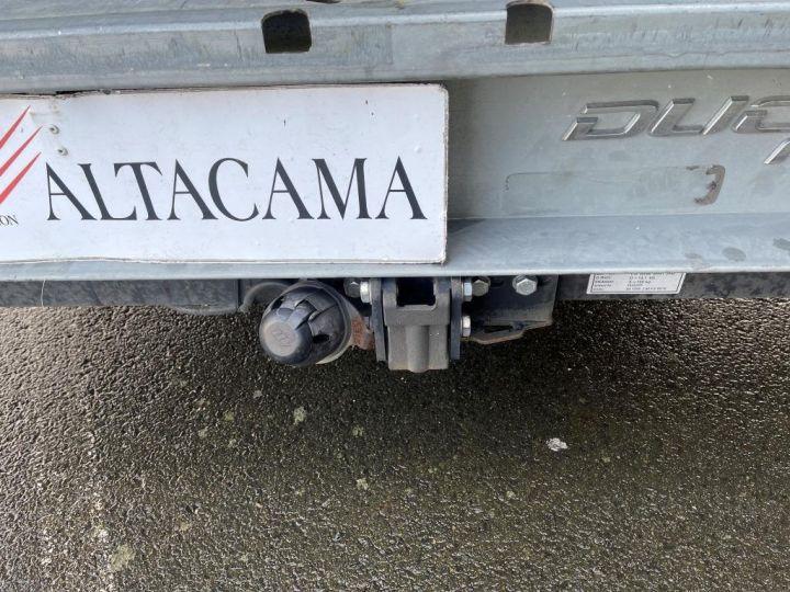 Furgón Fiat Ducato Caja cerrada 150 CV FOURGON 30m3 PLANCHER CABINE BLANC - 13