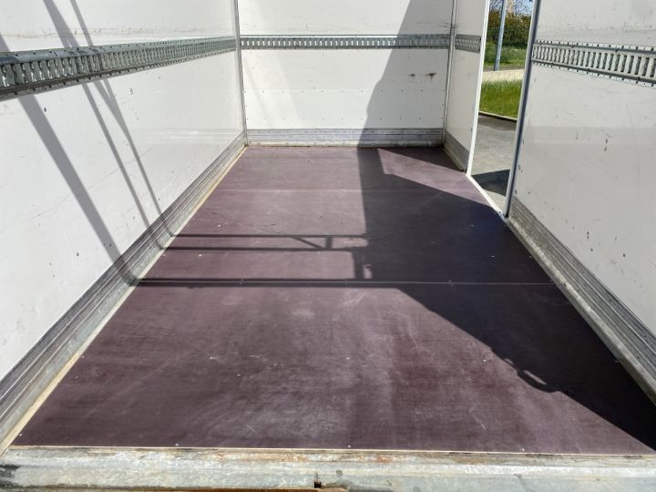 Furgón Citroen Jumper Caja cerrada + Plataforma elevadora 130 HAYON ELEVATEUR 20 m2 TOIT DEBACHABLE COULISSANT PORTE LATERALE BLANC - 5
