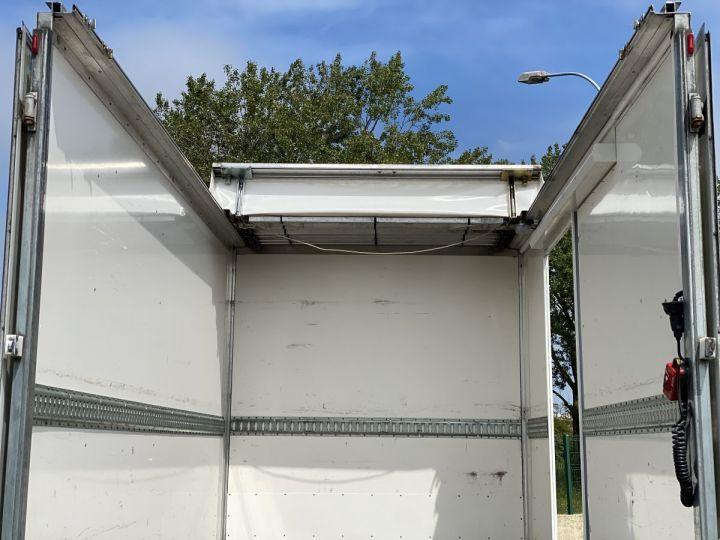 Furgón Citroen Jumper Caja cerrada + Plataforma elevadora 130 HAYON ELEVATEUR 20 m2 TOIT DEBACHABLE COULISSANT PORTE LATERALE BLANC - 7