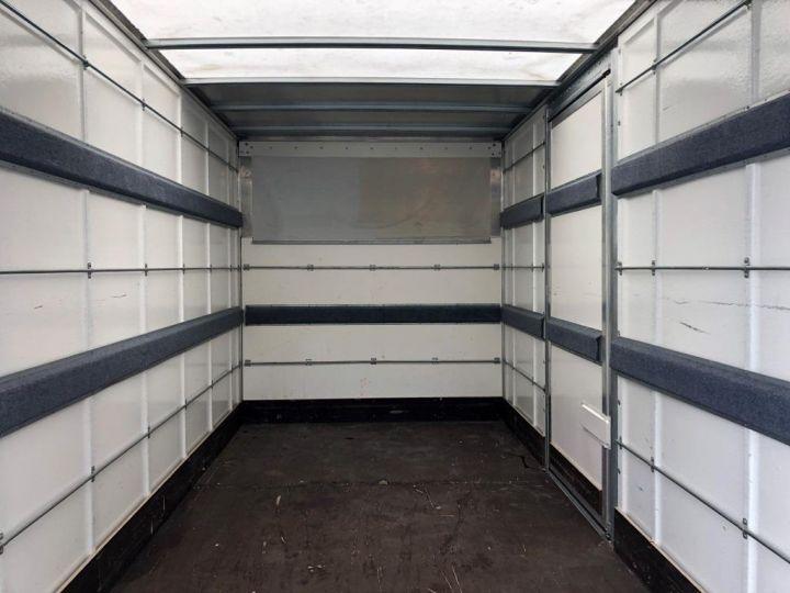 Furgón Iveco Daily Caja cerrada + Plataforma elevadora 35C14 22M3 HAYON CAPUCINE PORT BLANC - 6