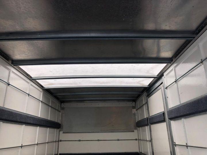 Furgón Iveco Daily Caja cerrada + Plataforma elevadora 35C14 22M3 HAYON CAPUCINE PORT BLANC - 8