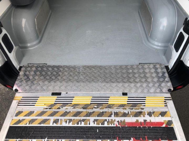 Furgón Nissan NV400 Caja cerrada + Plataforma elevadora 125 FOURGON 7 PLACES HAYON ELEVATEUR CLIMATISE L3H2 BLANC - 7
