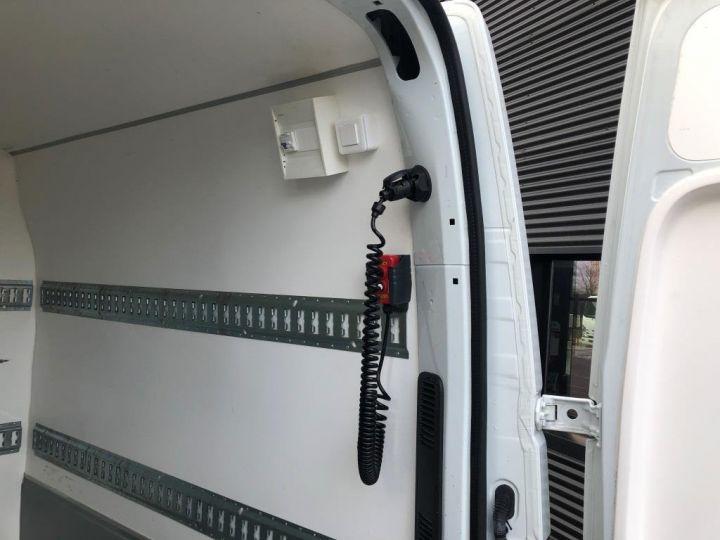 Furgón Nissan NV400 Caja cerrada + Plataforma elevadora 125 FOURGON 7 PLACES HAYON ELEVATEUR CLIMATISE L3H2 BLANC - 10