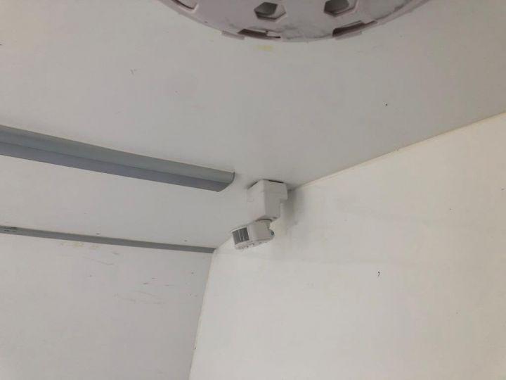 Furgón Nissan NV400 Caja cerrada + Plataforma elevadora 125 FOURGON 7 PLACES HAYON ELEVATEUR CLIMATISE L3H2 BLANC - 11