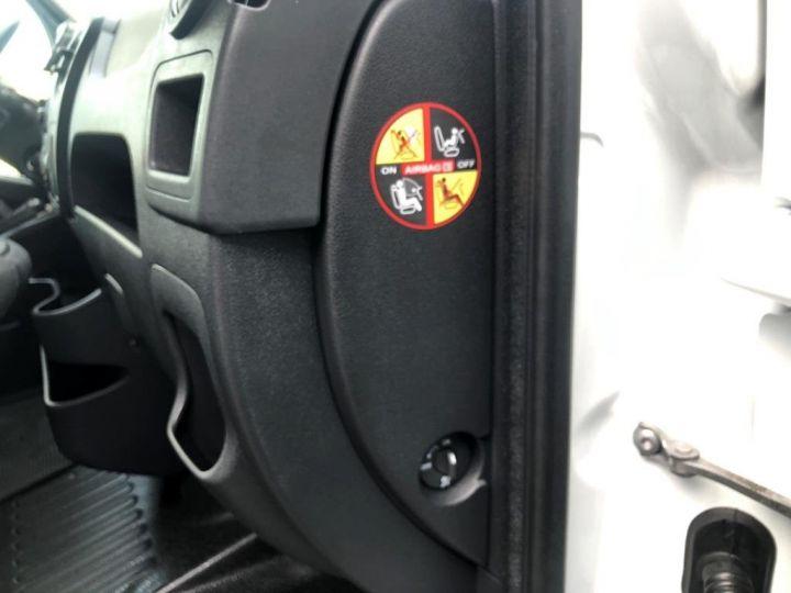 Furgón Nissan NV400 Caja cerrada + Plataforma elevadora 125 FOURGON 7 PLACES HAYON ELEVATEUR CLIMATISE L3H2 BLANC - 15