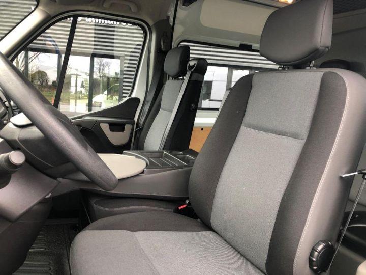 Furgón Nissan NV400 Caja cerrada + Plataforma elevadora 125 FOURGON 7 PLACES HAYON ELEVATEUR CLIMATISE L3H2 BLANC - 17