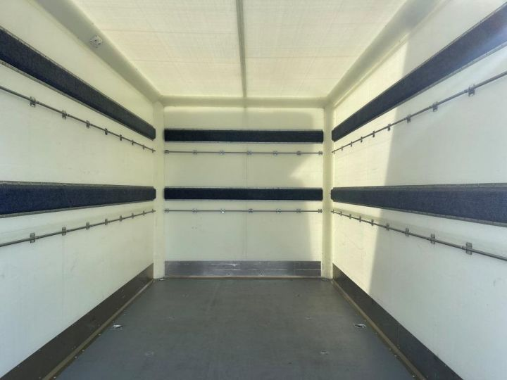 Furgón Volkswagen Crafter Caja cerrada + Plataforma elevadora 177 FOURGON DEMENAGEMENT 17 m3 BOITE AUTOMATIQUE HAYON ELEVATEUR  GRIS - 5
