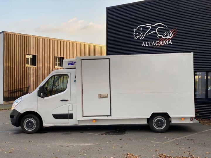 Furgón Renault Master Caja frigorífica 125 CV FOURGON FRIGORIFIQUE MULTI TEMPERATURE FRC X BLANC - 1