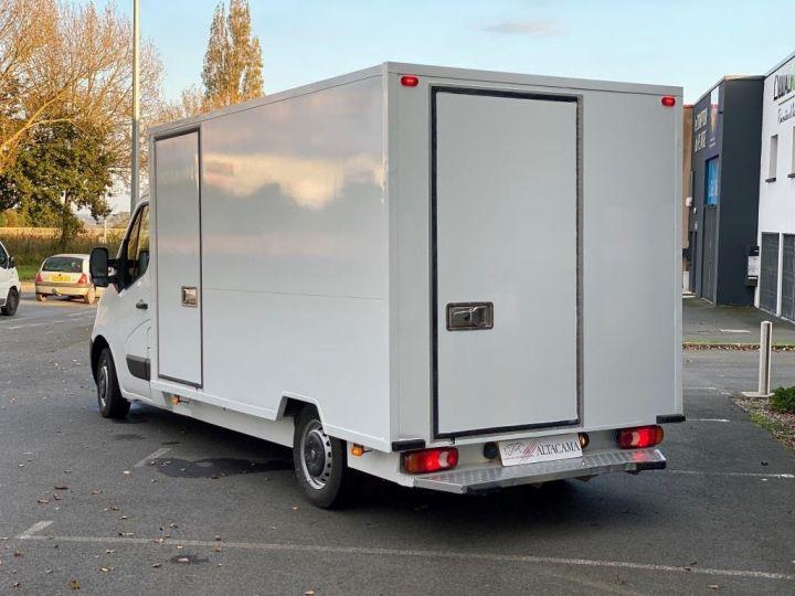 Furgón Renault Master Caja frigorífica 125 CV FOURGON FRIGORIFIQUE MULTI TEMPERATURE FRC X BLANC - 2