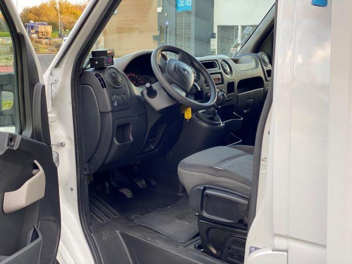 Furgón Renault Master Caja frigorífica 125 CV FOURGON FRIGORIFIQUE MULTI TEMPERATURE FRC X BLANC - 5
