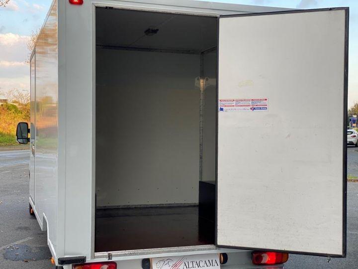 Furgón Renault Master Caja frigorífica 125 CV FOURGON FRIGORIFIQUE MULTI TEMPERATURE FRC X BLANC - 9