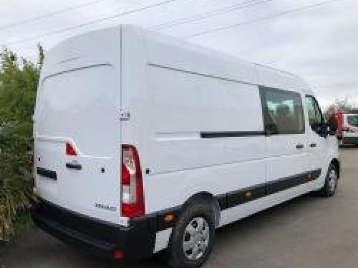 Furgón Renault Master Furgón cabina doble GRAND CONFORT BLANC - 2